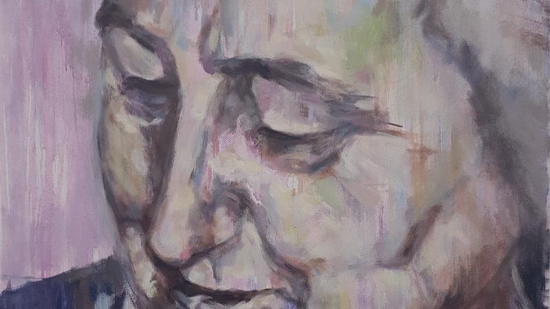 Grootmoeder Portret